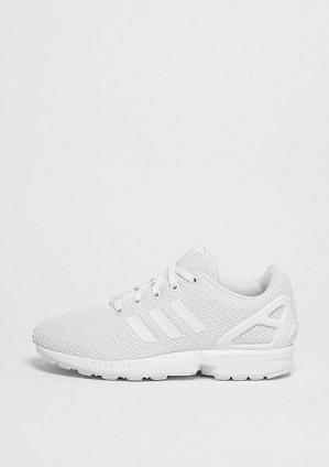 Adidas ZX Flux white sneakers voor €30