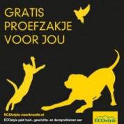 Proefzakje nu gratis van ECOstyle voor je hond of kat