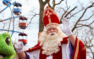 Landgoed van Sinterklaas voor €10