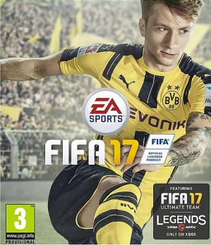 Electronic Arts FIFA 17 standaard vanaf €22,50