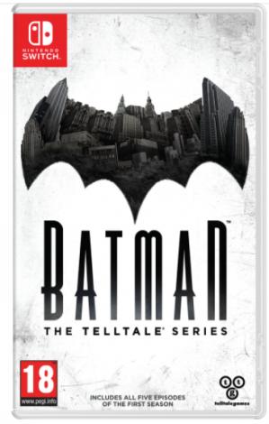 Batman: A Telltale Game Series voor €22,95