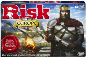 Hasbro Risk Europe voor €32,99