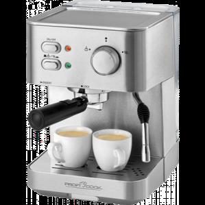 PROFICOOK Espresso apparaat voor €124