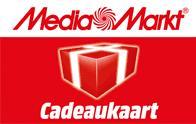 Diverse cadeaukaart acties bij de Mediamarkt.