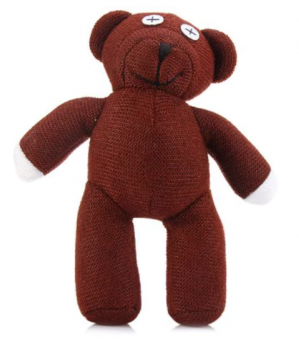 Mr. Bean Teddy Bear voor €0,93 dmv code