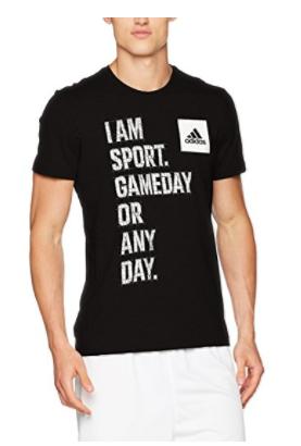 adidas I Am Sport heren T-Shirt voor €7,29