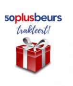 2 gratis tickets voor de 50PlusBeurs 2017