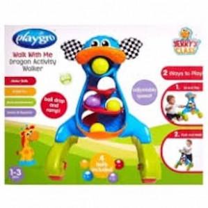 Baby Loopwagen -Activiteitencentrum- Playgro voor €11,99 20% extra korting vandaag tussen 1700 en 1800