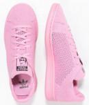 Adidas Originals Stan Smith PK in blauw en roze voor €26,95