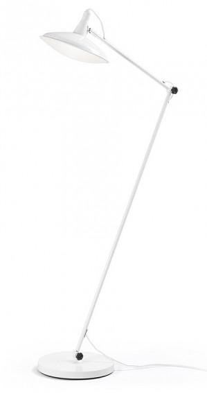 LaForma Glizz - Vloerlamp - Wit voor €46,60