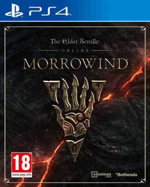 The Elder Scrolls Online: Morrowind - PS4 voor €15