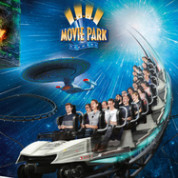 Movie Park Germany tickets voor €29 volwassenen en €20 voor kids