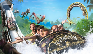 Tickets Avonturenpark Hellendoorn voor €11,96 dmv code