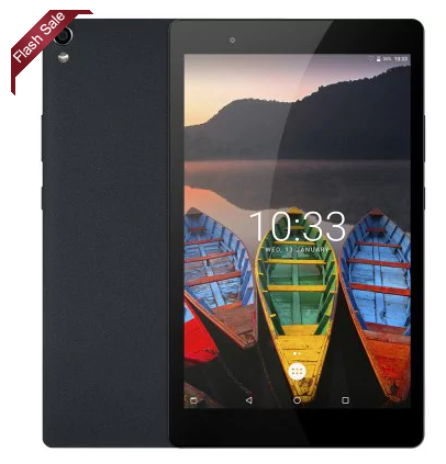 Lenovo P8 Tablet PC  8.0 inch Android 6.0 Snapdragon 625 voor €104,02