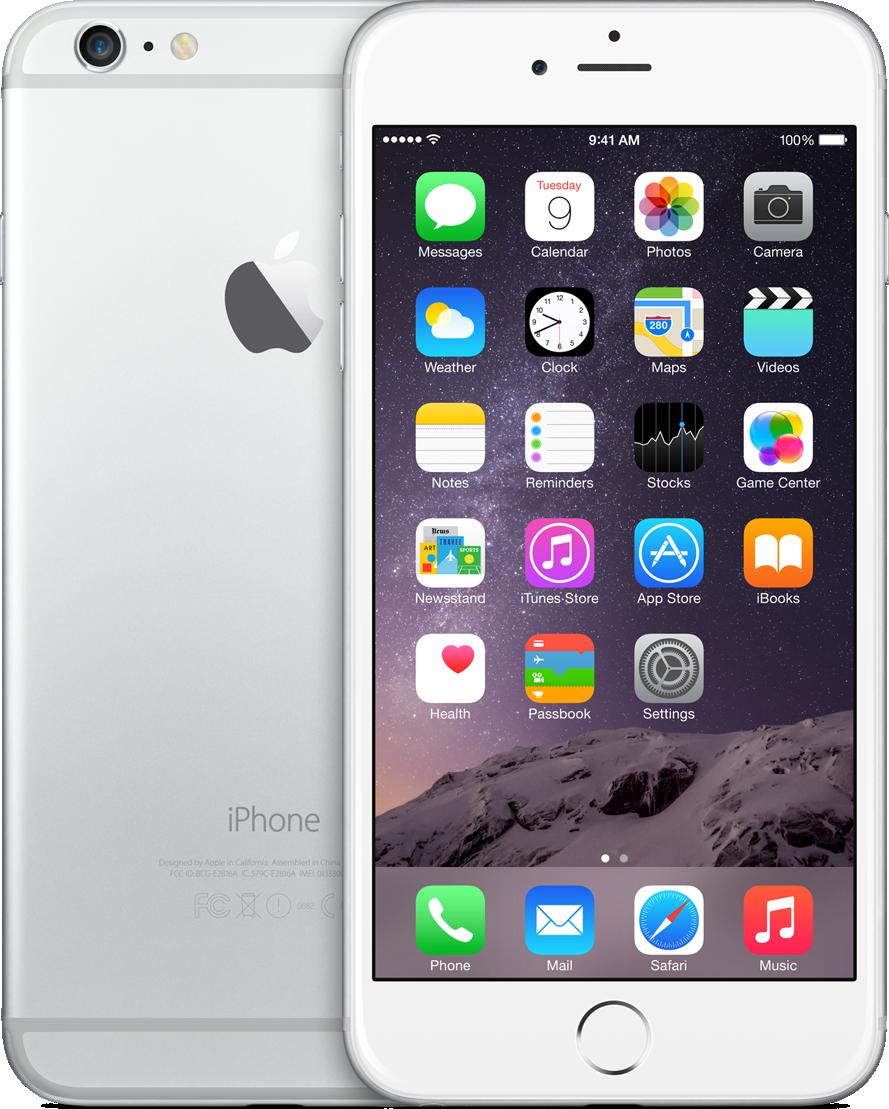 Apple iPhone 6S 16GB zilver voor €422,29