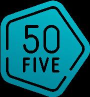 Kortingscode 50five voor €15 korting op een ieast streamamp