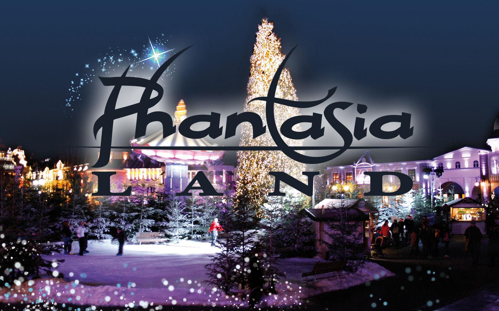 Phantasialand Wintertraum tickets vanaf €19 per stuk
