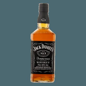 Diverse soorten Jack Daniëls met €4 korting