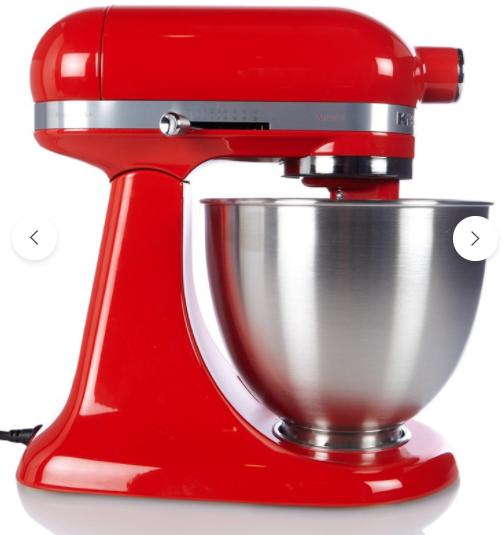 KitchenAid Artisan Mini Mixers vanaf €349,30