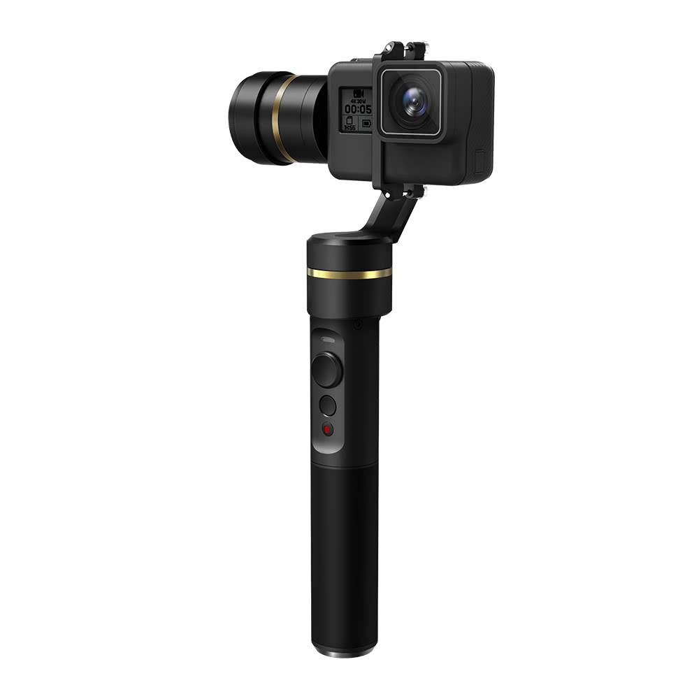Feiyu G5 Action Camera statief voor €124,70 d.m.v. code