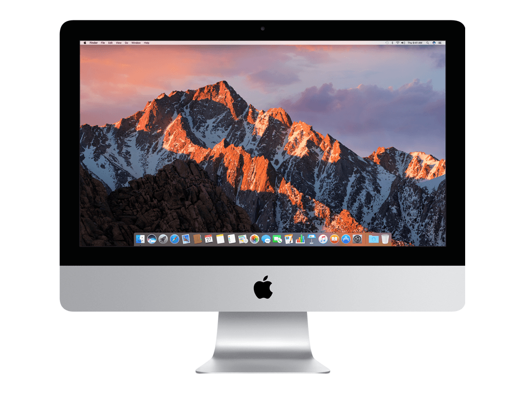 "APPLE IMAC 21,5"" (2017) MMQA2N/A 2,3GHZ voor €1055"