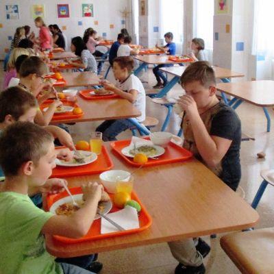 Školní kuchyň