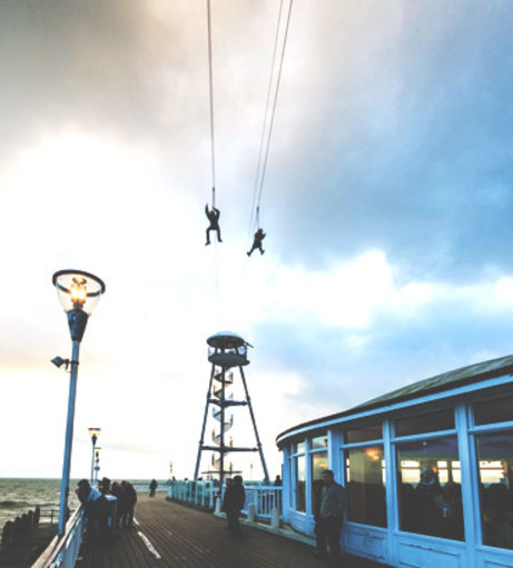 Bournemouth Pure Adrenaline package - Stag Do Ideas