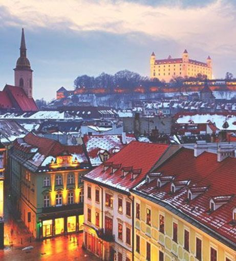 Bratislava Stag Party - Stag Night Ideas - StagWeekends.co.uk