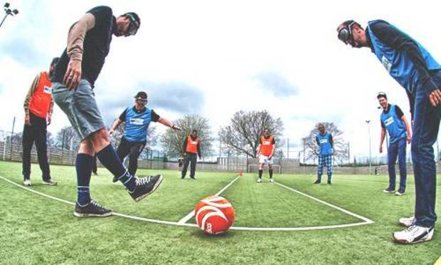 Cambridge Stag Party Ideas and Activities - Beer Goggle Football
