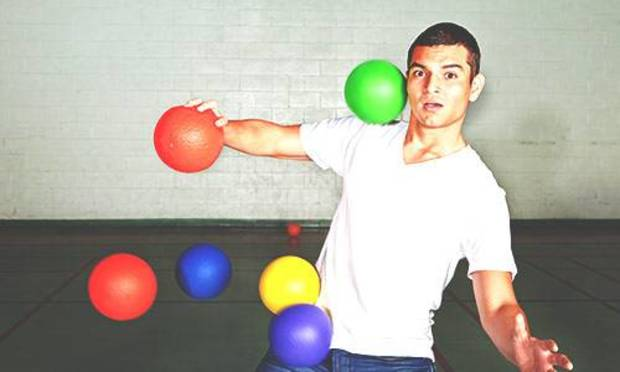 Cambridge Stag Party Ideas and Activities - Dodgeball
