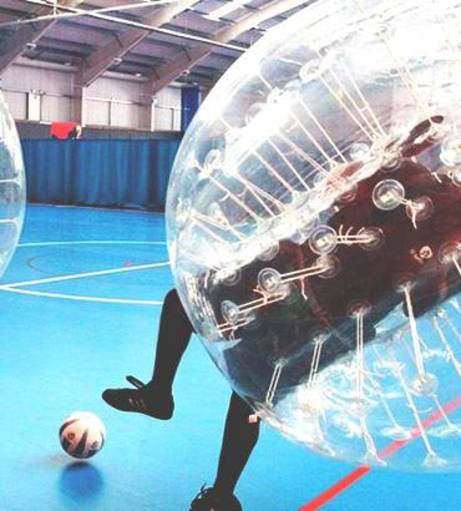 Cambridge Stag Do Ideas - Bubble Football