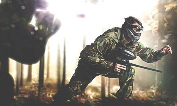 Cambridge Stag Party Ideas and Activities - Paintballing Package