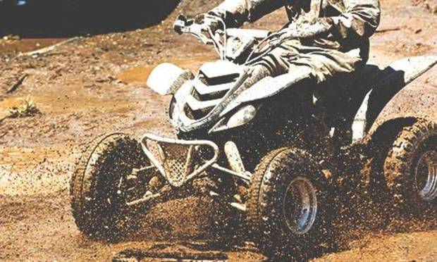 Cambridge Stag Party Ideas and Activities - Quad Safari Package