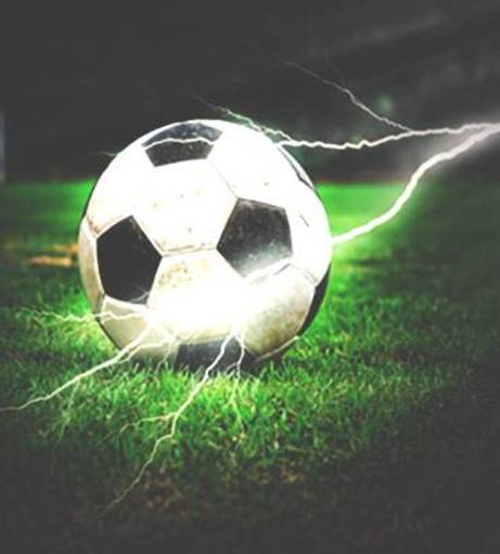 Cardiff Stag Do Ideas - Electric Shock Football