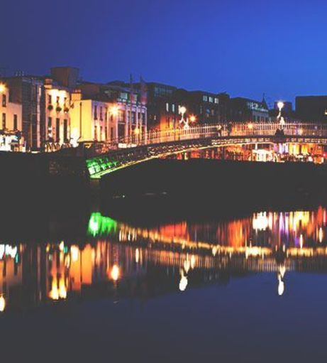 European Destinations - Stag Weekends - Dublin