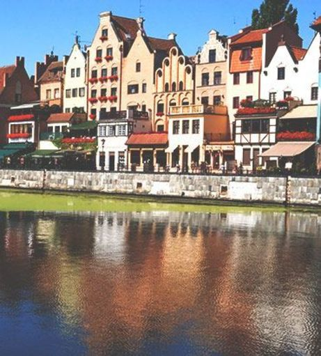 European Destinations - Stag Weekends - Gdansk