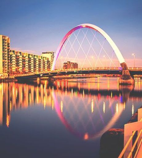 UK Destinations - Stag Weekends - Glasgow