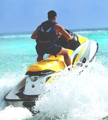 Gran Canaria Stag Do Ideas - Jet Ski