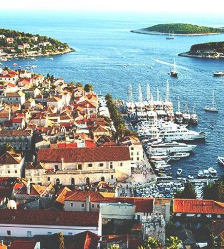 European Destinations - Stag Weekends - Hvar