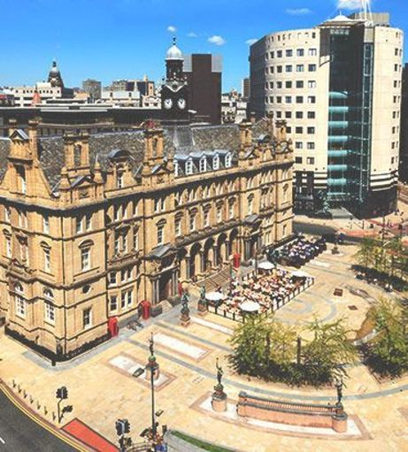 UK Destinations - Stag Weekends - Leeds