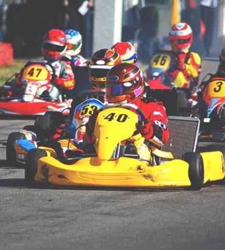 Lisbon Stag Do Ideas - Go Karting