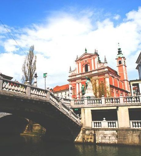 European Destinations - Stag Weekends - Ljubljana