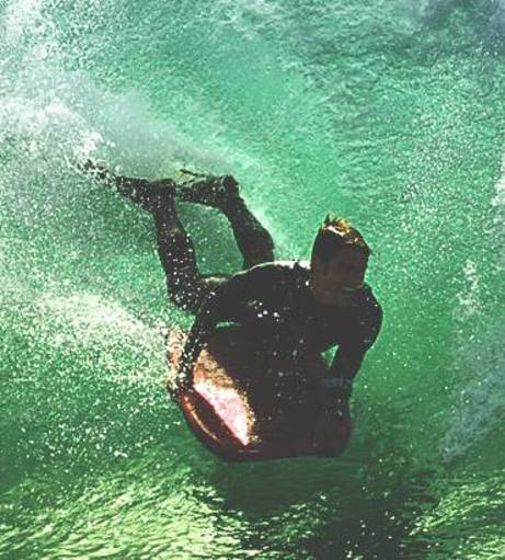 Newquay Stag Do Ideas - Body Boarding