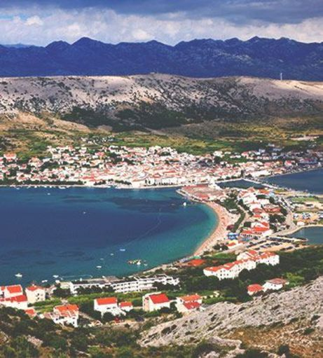 European Destinations - Stag Weekends - Pag Island