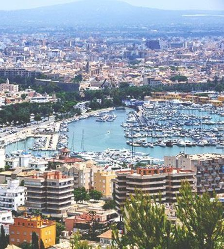 European Destinations - Stag Weekends - Palma