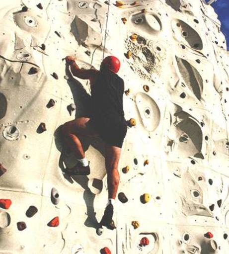 Sheffield Stag Do Ideas - Climbing