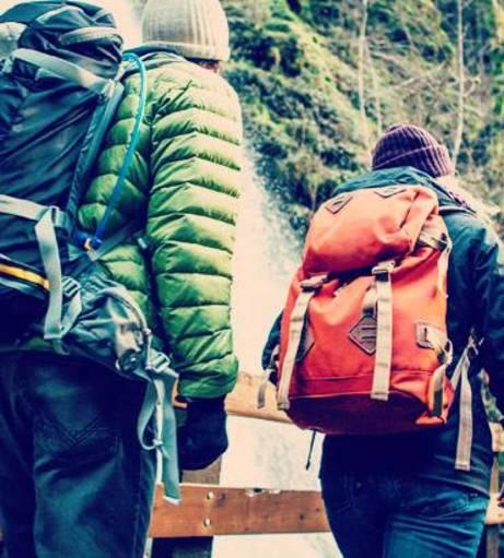 Sheffield Stag Do Ideas - Gorge Walking