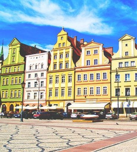 European Destinations - Stag Weekends - Wroclaw