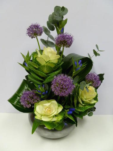 Corporate Flowers Design 1