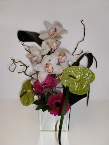 Corporate Flowers Design 2